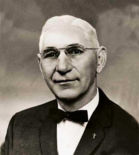 Pastor Christian Albrecht (1900-1970)